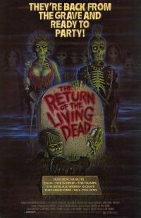 return of the living dead cover